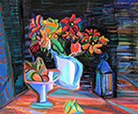 Transformed Still Life, 28 x 34 inches
